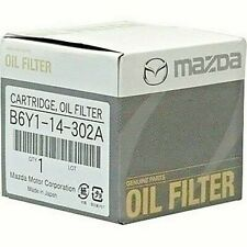 OEM Mazda Genuine Oil Filter Original #B6Y114302A Free Shipping New