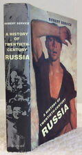 A HISTORY OF TWENTIETH-CENTURY RUSSIA By Robert Service, 1998