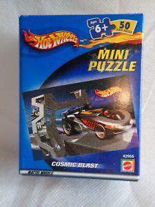 Hot Wheels 50 Piece Mini Puzzles