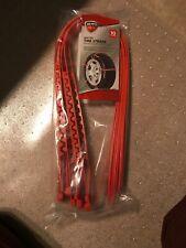 10P Nylon SUV Car Tire Snow Chain Emergency Wheel Zip Tie Belt Strap