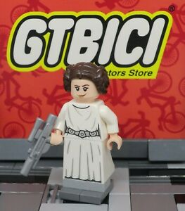 LEGO STAR WARS  MINIFIGURA  `` PRINCESS LEIA ´´  Ref 75244  100X100 LEGO
