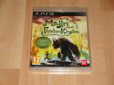MAJIN AND THE FORSAKEN KINGDOM DE BANDAI PARA LA SONY PS3 NUEVO PRECINTADO