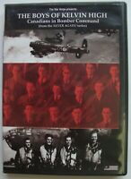 WAR AMPS THE BOYS OF KELVIN HIGH CANADIANS IN BOMBER COMMAND 2 DISC DVD