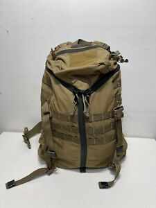 Mystery Ranch 3-Day Assault Pack Coyote Medium/Large NO BVS SEAL CAG USMC