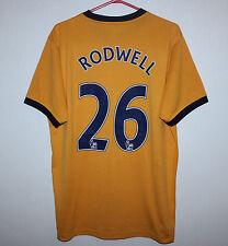 Everton England away shirt 11/12 #26 Rodwell Le Coq Sportif
