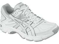 NIB Women's Asics Gel 180 TR Shoes B AND Wide 2E Evolution Contend Excite Silver