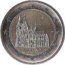 """2 Euro Deutschland 2011 Nordrhein-Westfalen """"A"""""""