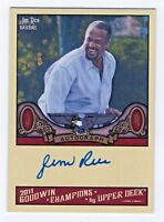 2011 Goodwin Champions Authentic Original Autograph Jim Rice Boston Red Sox HOF