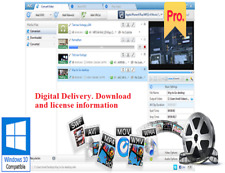 Any Video Converter PRO 2020 Extract Audio Download Youtube - Instant Download
