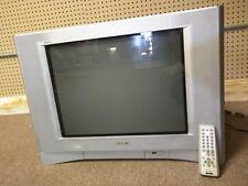 "SONY Wega  KV-20FS120  20"" CRT Flat Screen Gaming TV CCTV + RM-Y194 July 2004"