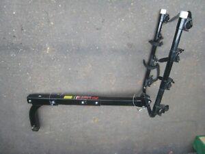 Allen Sports Deluxe Folding 4 Bike Hitch Mount Rack 2-Inch Receiver Black V NICE