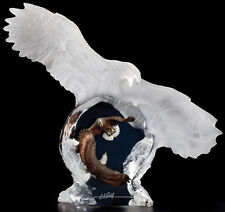 "Starlite Originals ""Eagle Spirit""  Bald Eagle Art Sculpture Statue by Pardell"