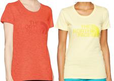 The North Face Female T-shirt Easy C256 NEU & OVP Short Sleeve Round Neck S C256-rkv