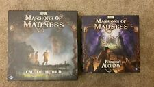 Mansions of Madness - CALL OF THE WILD + FORBIDDEN ALCHEMY/ SUPPRESSED MEMORIES