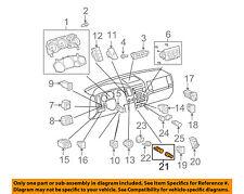 TOYOTA OEM 08-16 Sequoia Dash-12V Power Outlet Lighter Assy 8550028080