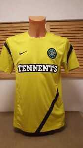 Celtic Glasgow Trikot Away Third Tennent´s Jersey Shirt Nike Maglia Camiseta M