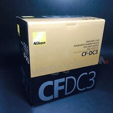 Nikon CF-DC3 Semi-Soft Case Black for D7200 D7100 DC90 DC80 Original Brand New