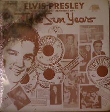 ELVIS PRESLEY: Interviews and Memories of The Sun Years-SEALED1977LP