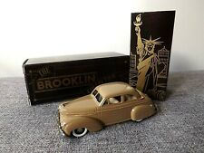 Brooklin Collection BRK 38 - 1939 GRAHAM COMBINATION COUPE - MIB 1:43