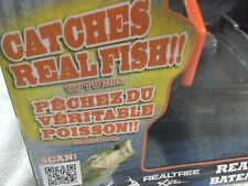 Ignite Realtree Xtra Rc Real Fishing Boat 17 Inches With Line And Hooks