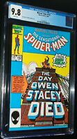 MARVEL TALES SPIDER-MAN #192 1986 Marvel Comics CGC 9.8 NM-MINT