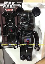 Medicom Be@rbrick 2013 Stussy Star Wars 1000% Darth Vader Bearbrick 1pc