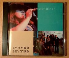 LYNYRD SKYNYRD The Very Best Of rare CD South Korea MINT RONNIE VAN ZANT