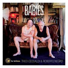 THEO CECCALDI, ROBERTO NEGRO - BABIES (CD NEUF)