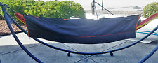 EAGLES NEST OUTFITTERS ENO Vulcan Hammock Insulated Underquilt Charcoal/Orange