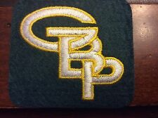 Sale Deal ,all Quality...VINTAGE 1960s LOMBARDI ERA GBP. OLD SCHOOL LOGO PATCH