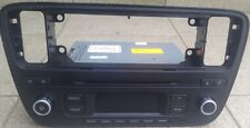 VW UP Radio RCD 215 MP3 AUX  UP! RCD215 1S0035156K  1S0035156
