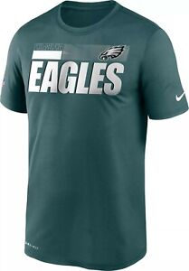 Philadelphia Eagles Men's Nike Legend Performance Tee - NWT - FREE SHIPPING!