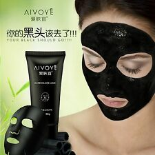 2 Boxes AIVOYE AFY Cured Black Mask 60g Facial Black Head Remover New Packing