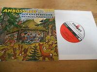 """7"""" Pop Westf Nachtigallen - Ambosslied / Guten Start (2 Song) CORNET / BUTTING"""