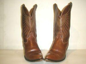 WOMENS LAREDO WESTERN COWBOY BOOTS SIZE 7