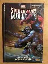 SPIDER-MAN WOLVERINE (Marvel collector) - Deux contre le monde entier