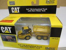 Norscot 55141 -  CAT 730 Articulated Truck w/ Klein Water Tank 1:87  B6130