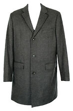 J Crew Ludlow Topcoat In Wool-Cashmere Style# 05660 Hthr Charcoal $450 Size 36S