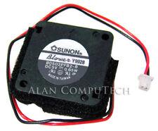 Sunon 25x10mm 5v DC 0.65w 2-Pin 2-Wire Fan B0502PFB2-8 25x25x10mm Blower Y9928