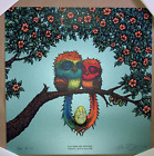 Marq Spusta Two Birds and Their Egg Closed Eyes Blue Variant Full Size *IN HAND*