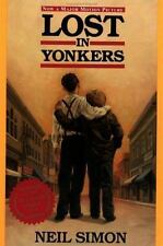Drama, Plume: Lost in Yonkers by Neil Simon (1993, Paperback)
