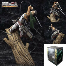Attack on Titan Shingeki no Kyojin Levi Rivaille Rivuai Lever Figure Figurine
