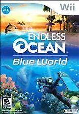 Endless Ocean: Blue World (Nintendo Wii, 2010)