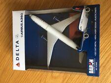 Delta Airlines A350 - Metall Modell Diecast - Flugzeug Modell Livree USA A350