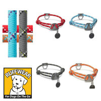 Knot-a-Collar™ Ruffwear Dog Collar - All Sizes & Colours, Rope Pet Collar