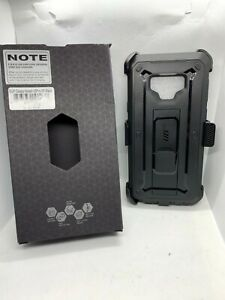SUPCASE Unicorn Beetle Pro Series Samsung Galaxy Note 9 Black Holster Case