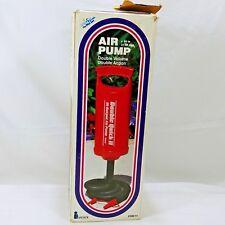 Intex Air Pump Double Quick II High Output #58614 Hand Operated Air Pump