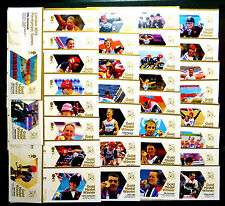 GB 2012 Paralympic Gold Medal Winners Complete (34) U/M NEW SALE PRICE BN1709