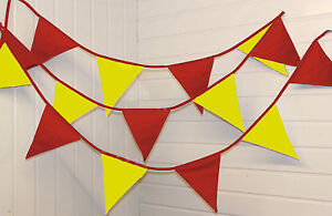 red and yellow / red and black 5 and 10 mtrs  Wedding / Party / Chinese new year