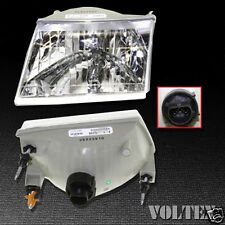 2001-2009 Mazda B2300 B3000 B4000 Headlight Lamp Clear lens Pickup Halogen Left